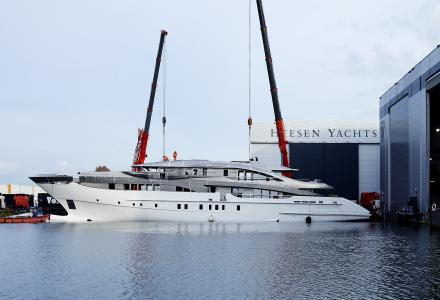 Heesen 56-meter Project Neptune in details and photos