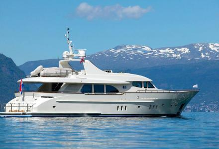 Superyacht Ciao returns to Moonen for big winter refit