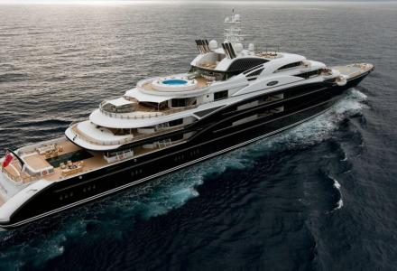 Inside the 134m bought by a Saudi Arabian prince