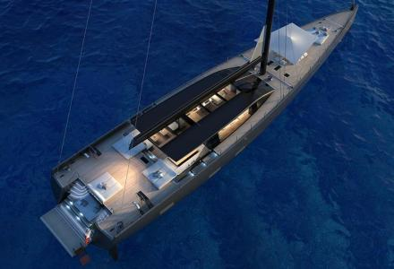 E-Volution: Perini Navi ventures into hybrid yachts