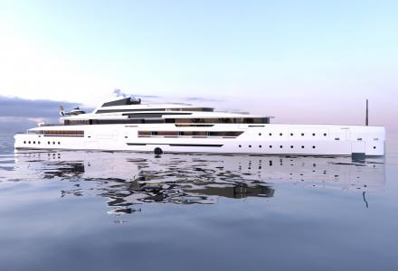 Spanish designer introduces 114m concept Ines