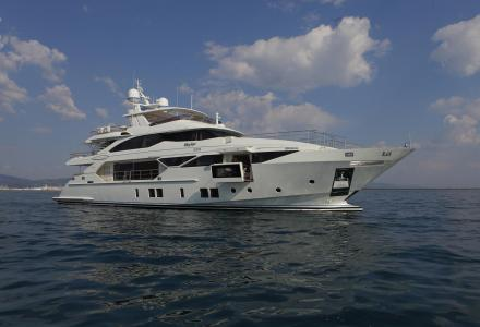 Benetti sells seventh Fast 125 to Turkish owner