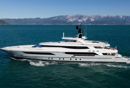 Price reduction on 46m Baglietto Only One