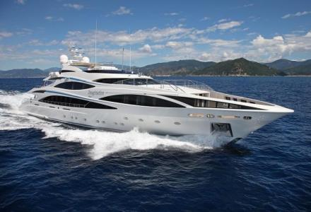47m Benetti Superyacht Africa Sold Yacht Harbour