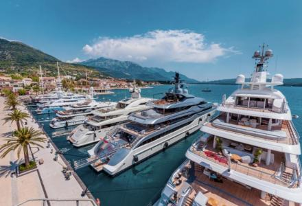 Super Marinas: Porto Montenegro's rise as a yachting destination