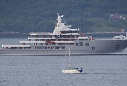 Explorer yacht Ulysses nears completion in Germany