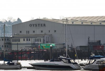 Oyster Yachts goes into liquidation and cuts 150 jobs