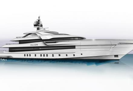 60-metre Project Falcon sold
