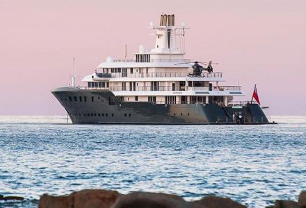Air: the full story behind the 86m yacht bought by Equatorial Guinea