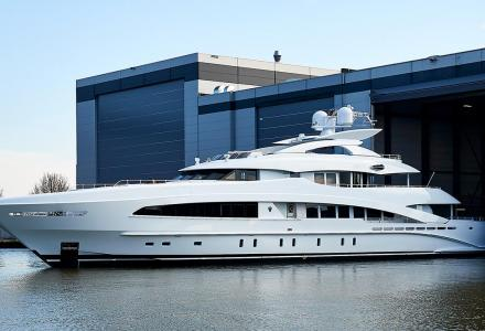 50-metre Project Ayla launched and named White