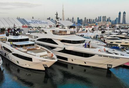 Gulf Craft premieres at Dubai International Boat Show 2018