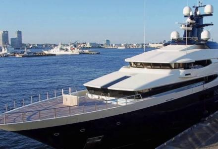 Equanimity: the 91m yacht in the spotlight of the US Government