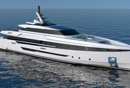 49.5-metre Columbus S50 sold by Palumbo Superyachts