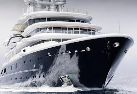 114-metre Luna seized in Dubai