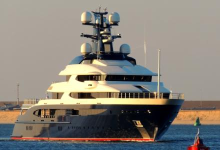 U.S. blocked from seizing $250 million 91.5-metre superyacht Equanimity