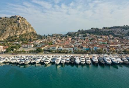 5th Mediterranean Yacht Show ended in Nafpilon with a record-breaking number of entries