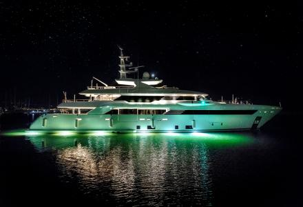 50-metre Latona delivered by CRN