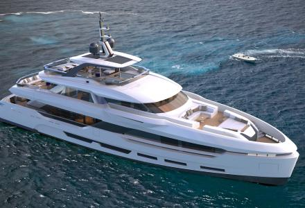 37-metre DOM123 superyacht concept by CCN