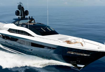 Brand new 51-metre superyacht Irisha by Heesen available for charter