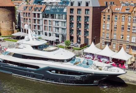 40-metre superyacht Viatoris delivered by Conrad