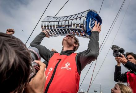 Chinese Dongfeng Race Team wins the Volvo Ocean Race