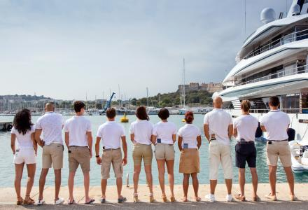 Superyacht crew's mental health issues