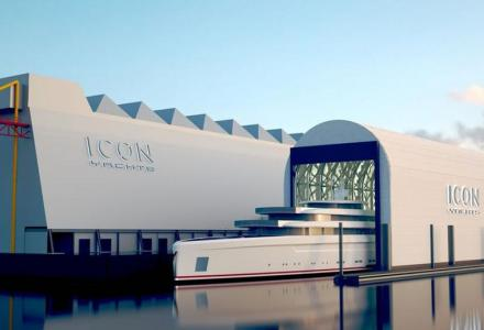 Icon Yachts building new refit facility