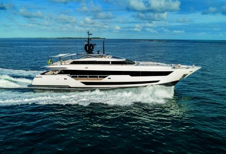 Custom Line 120': The Art of the Planing Yacht