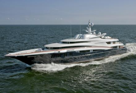 75m Anastasia sold in fleet turnover