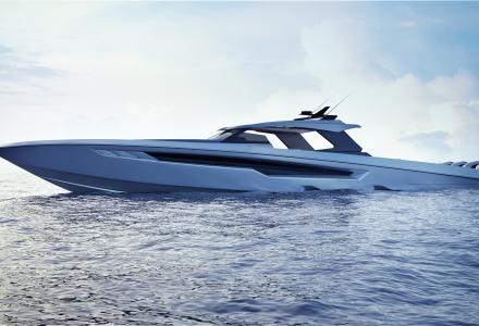 Yacht Design is alive and thriving in Dubai!