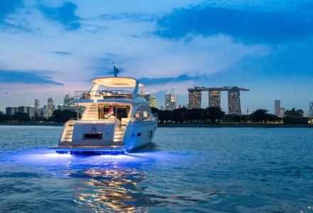 A new concept in yacht ownership