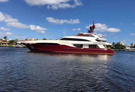Illegal charter with 47 people aboard superyacht Golden Touch II
