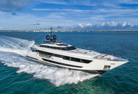 Ferretti Group at the Cannes Yachting Festival 2018 with 5 world premiere and a fleet of 25 yachts