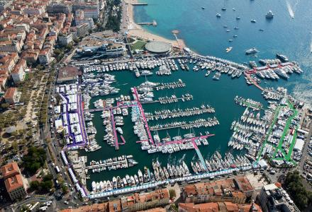 The Cannes Yachting Festival 2018