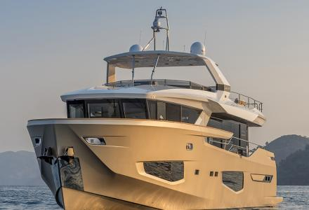 Numarine 26XP and 32XP superyachts debut at the Cannes Yachting Festival