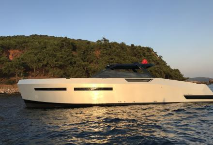 New Mazu 52HT debuts at the Cannes Yachting Festival 2018