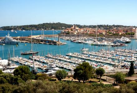 Port Vauban : the future of yachting in one of Europe's oldest ports