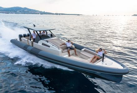All-new Chaser 500R RIB to star at Monaco Yacht Show