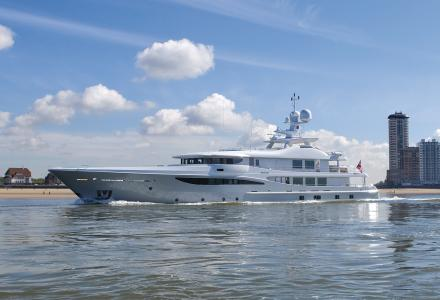 First time on market : 52-meter superyacht Grace for sale