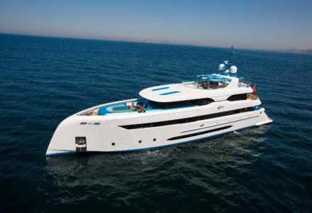 3 Bilgin superyachts go back home for maintenance and wintering