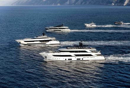 America ships more and more Italian with Ferretti Group