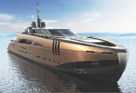 New 50m design introduced as the Belafonte