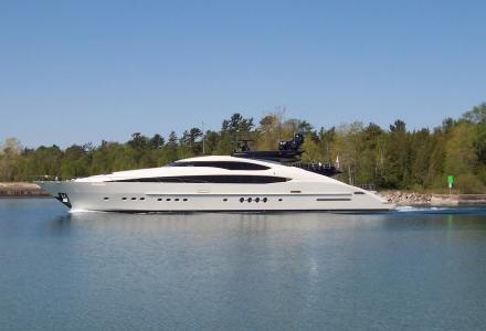 Top 5 yachts owned by fashion designers