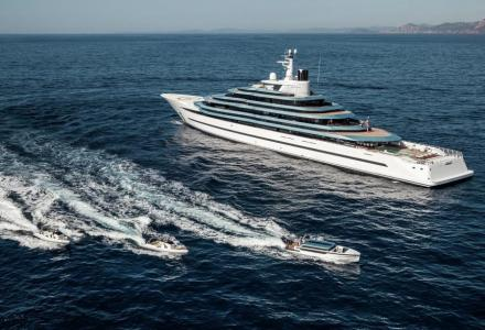 The 11 largest yachts sold in 2018