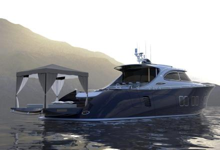 Zeelander Z72: a close look at the new 22-meter flagship. Design inspired by Porsche
