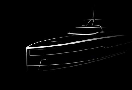 Baglietto reveals the lines of the 40-meter hull
