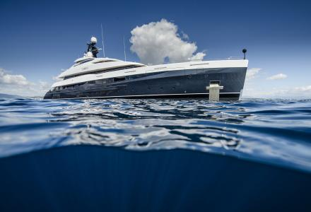 74-meter superyacht Elandess won 4 awards