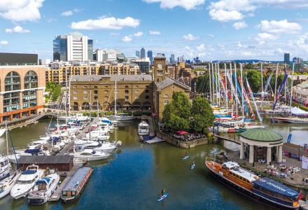 London Yacht Show rebrands ahead of 2019 edition