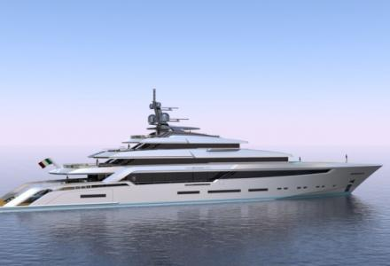 New 82m superyacht concept Beyond listed for sale