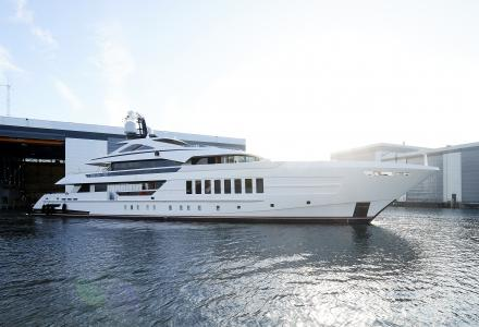 55m Vida: the first Heesen of 2019
